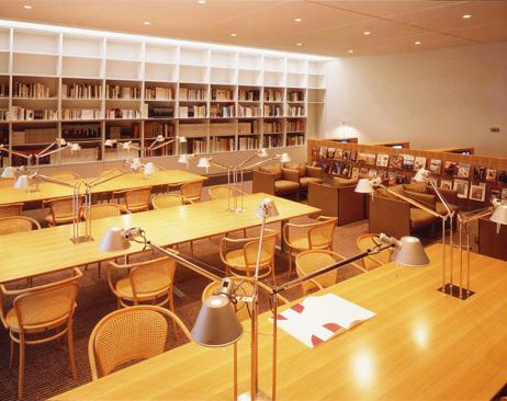 美術図書室|美術館について|MI...